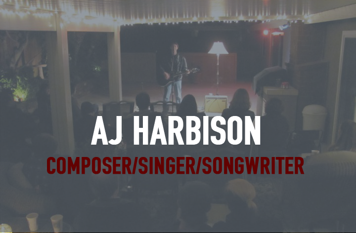 AJ Harbison | Composer/Singer/Songwriter
